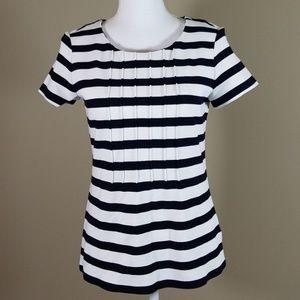 Talbots short sleeved knit top